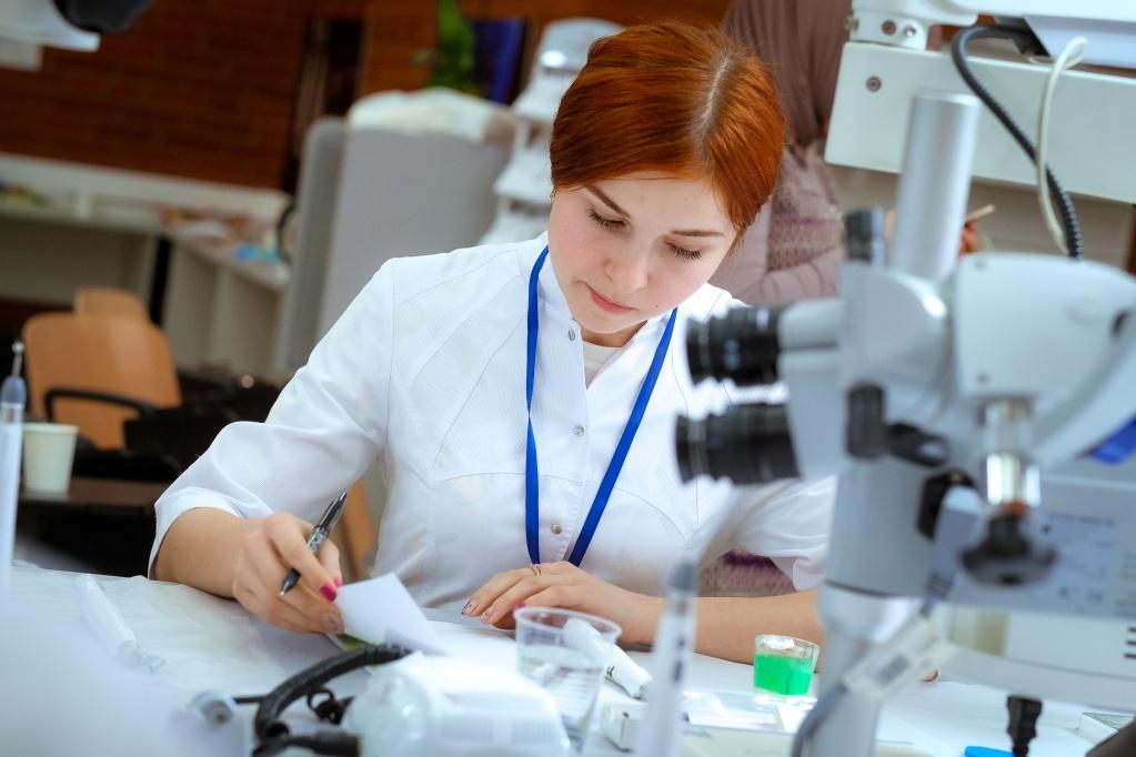 Эндодонтический микроскоп мастер класс пошагово #3
