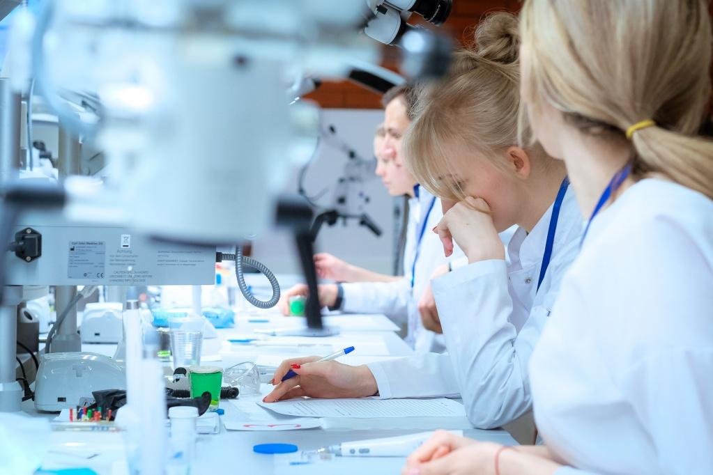 Эндодонтический микроскоп мастер класс пошагово #1