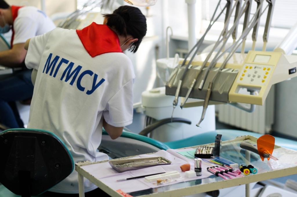 Стоматологическая выставка в крокус экспо