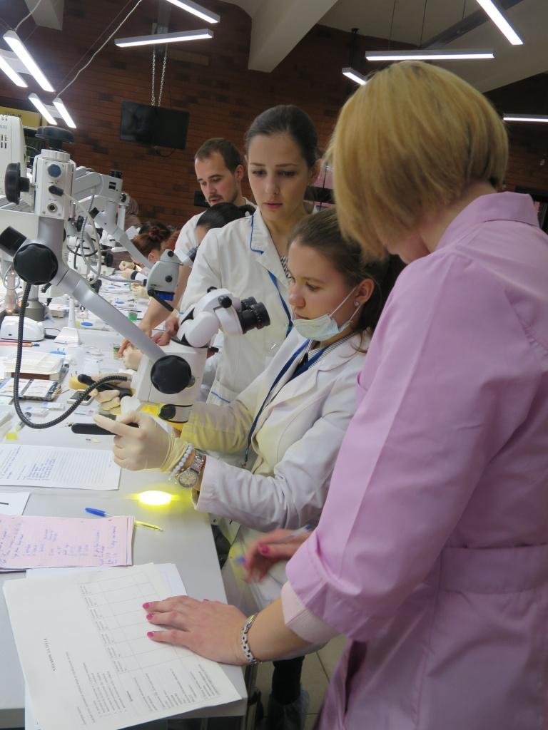 Эндодонтический микроскоп мастер класс пошагово #2